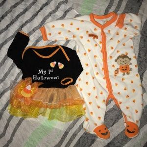 Halloween Theme Combo Pack - 2 Outifts